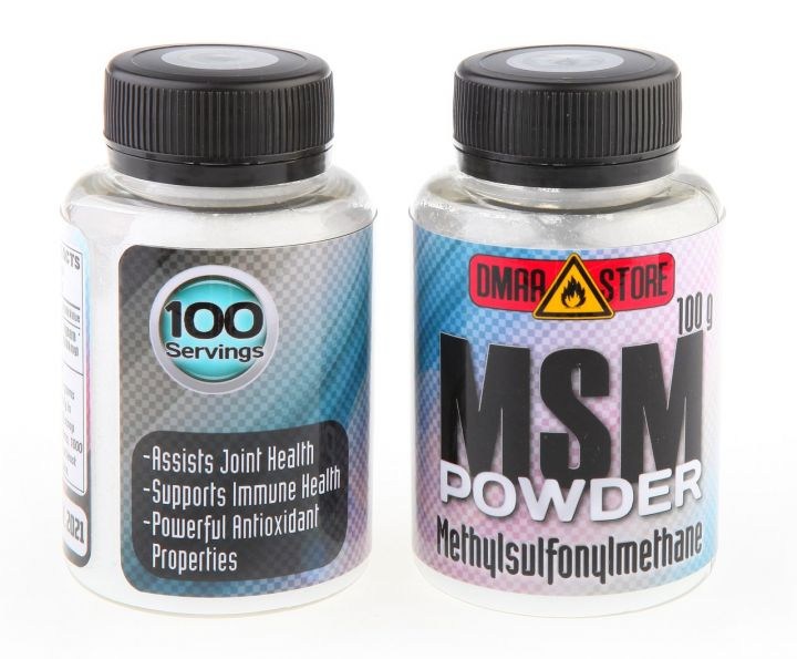 MSM Powder 100 g